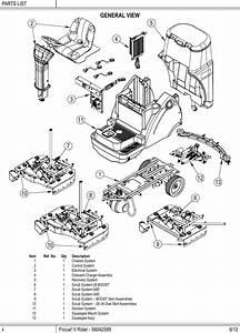 Clarke Focus Floor Scrubber Manual