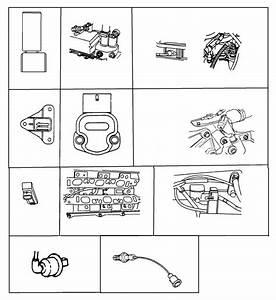 2000 Chrysler Lhs Sensor  Camshaft  Engine  Mpi  Sohc