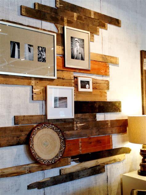 totally cool   display art   scrap wood