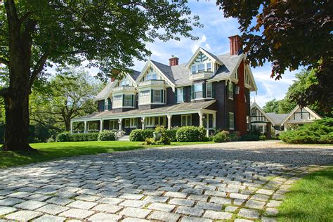 green gables  rye nh united states  sale
