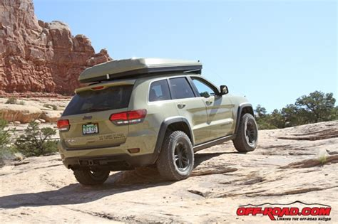 conceptually cool jeep shows  concept vehicles  moab