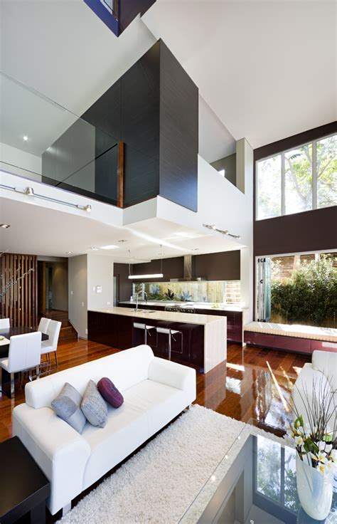 Contemporary Open Concept Home with Plenty of Natural Light