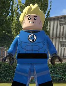 Human Torch | Lego Marvel and DC Superheroes Wiki | FANDOM ...