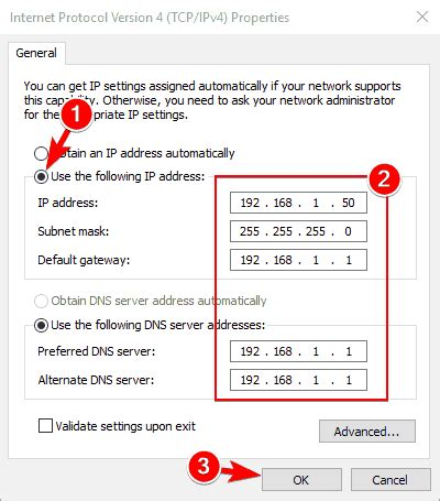 fix this your dns server might be unavailable in