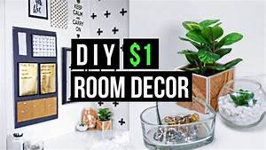 Pinterest Decoration : diy 1 room decor 2015 tumblr pinterest inspired youtube ~ Melissatoandfro.com Idées de Décoration