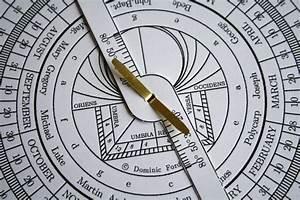 A Cardboard Model Astrolabe In 2019