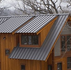 roofing material types metal roofing colors guide