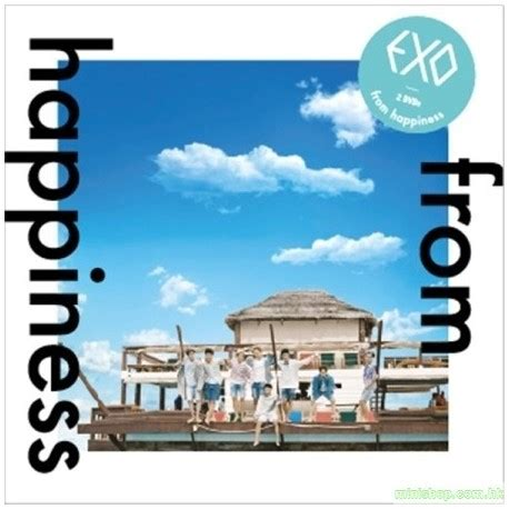 exo from happiness exo exo from happiness dvd 韓版 mini shop