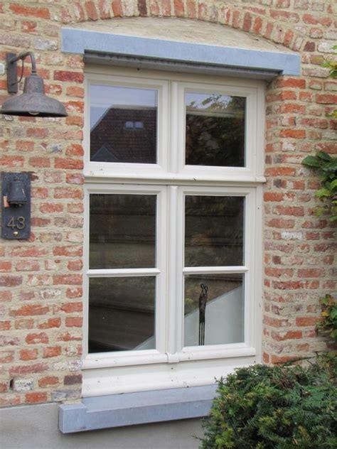 detail raam kempische bouwstijl kempische en
