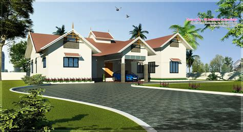Kerala House Plans Estimate Home Design  House Plans  #28119