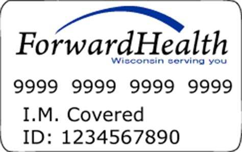 Health insurance is an insurance policy you pay into that later helps you cover a portion of your medical expenses. MEH 21.7 ForwardHealth Cards