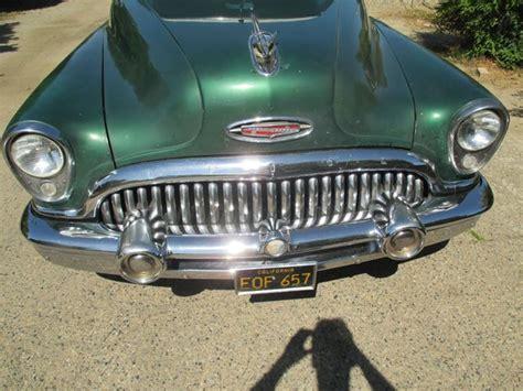 Visalia Buick by 1953 Buick Roadmaster For Sale Visalia California