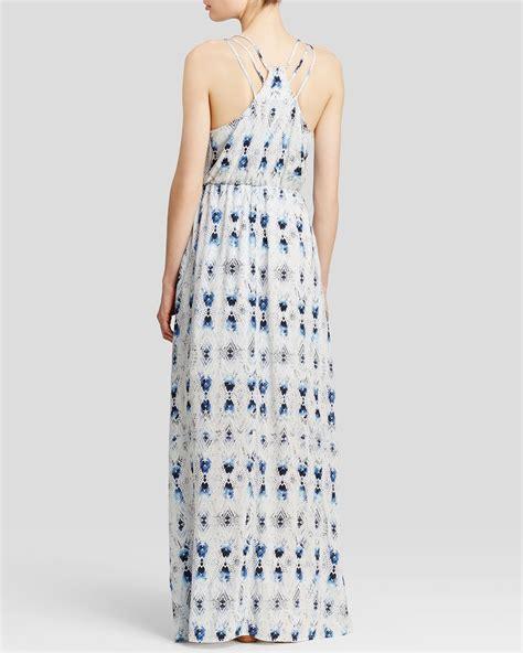 lyst bb dakota karlene batik print maxi dress