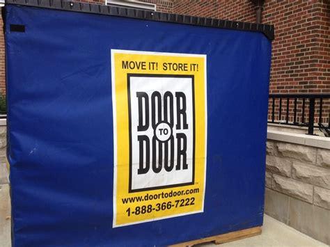 Door To Door Storage & Moving
