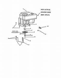 Swisher 44 U0026quot  Trail Cutter Parts