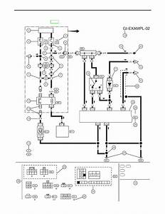 Nissan Primera P11 Wiring Diagram