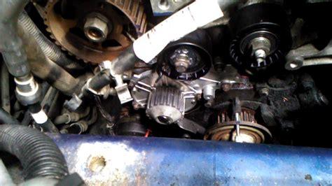 ford focus 1 6 tdci timing belt service