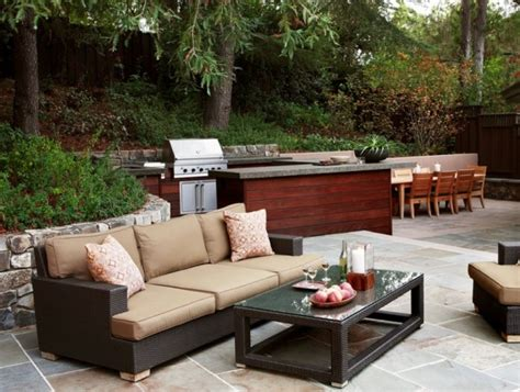 outdoor barbecue kitchen designs creating the ideal outdoor summer kitchen this fall 3815
