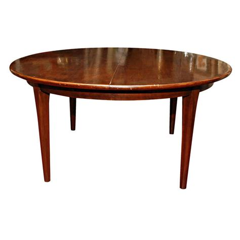 wood dining table with leaves pecan wood dining table leaves at 1stdibs 9259