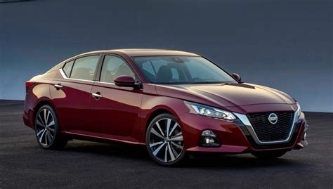 2019 Nissan Altima Gets Bigger, Loses The V6 And Gains Awd