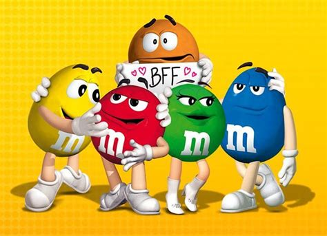 Best 162 M&m's Red·yellow·green·blue·orange Images On