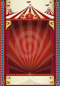 Vintage circus | Vintage Circus Background Royalty Free ...