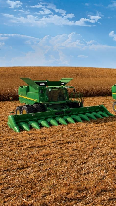 john deere combine wallpaper gallery