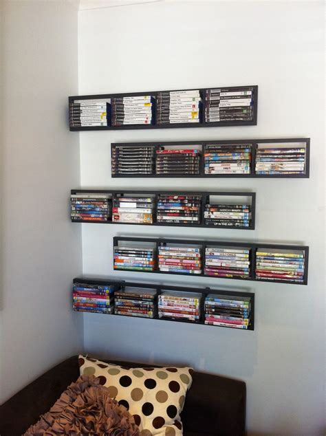 Challenge To Have Dvd Storage Ideas Homestylediarycom