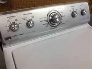 Maytag Centennial Washer