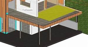 Gefalle estrich auf grosser terrasse bauforum auf energiesparhausat for Gefälle terrasse