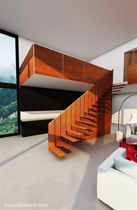 corten steel designs unique cor ten steel stairs c by www designandweld com stairs escaleras pinterest steel