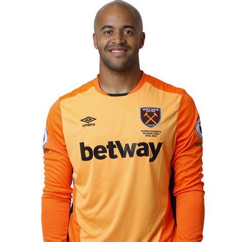 Darren Randolph  West Ham United