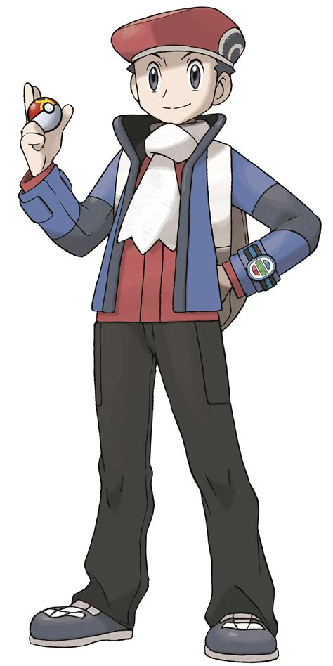 Pokmon Trainer Character Giant Bomb