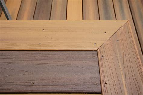 types  composite decking boards decks ideas