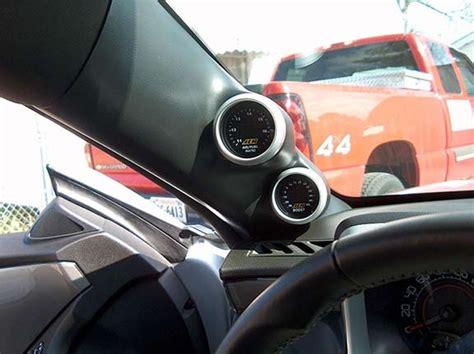 autometer     dual replacement pillar