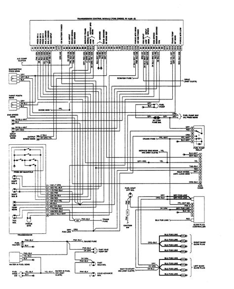 1989 Chevy 3500 Starter Wiring Diagram by 1991 Chevy P30 Wiring Diagrams Wiring Diagrams