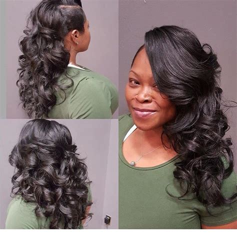 Pull Up Sew In Hairstyles by Sew In Style Hair It Is Sew Sew Ins