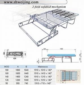 China Sofa Bed Mechanism  Wj-9250