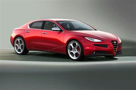 Alfa Romeo Giulia A Sneak Preview Ahead Of Wednesday's