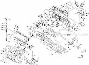 Dremel 1680 Parts List And Diagram   Ereplacementparts Com