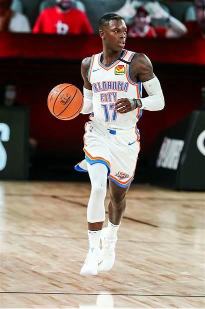 Lakers Season Hawks Oklahoma Dennis Atlanta Thunder