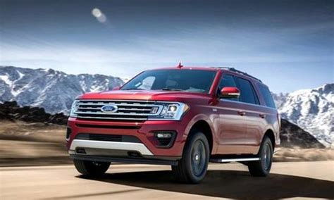 New Ford Expedition Redesign 2018 by 2018 Ford Expedition News Diesel Redesign Release