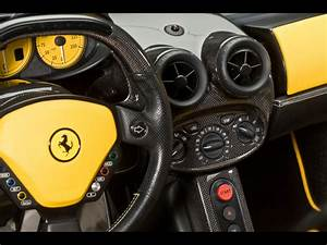 2008 Edo Competition Ferrari Enzo - Steering Wheel ...