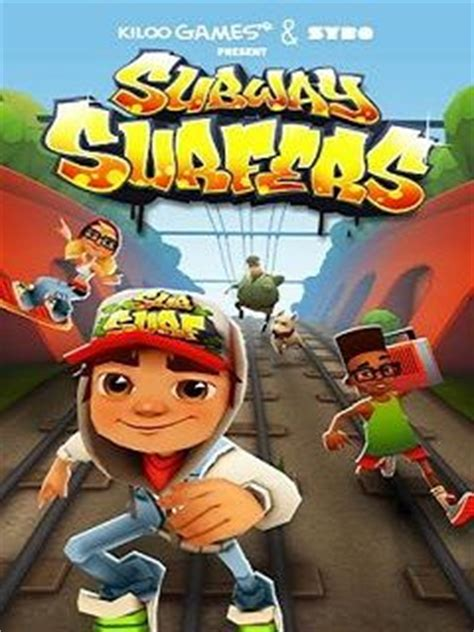 Java Game For Mobile. Subway Surfers Free