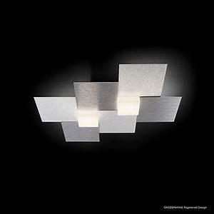 Luminaire Design Led : luminaire plafonnier applique creo led 2l e luminaire ~ Teatrodelosmanantiales.com Idées de Décoration
