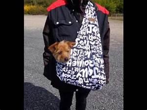 Video Pour Chien : test dazone sac de transport bandouli re pour animaux de compagnie youtube ~ Medecine-chirurgie-esthetiques.com Avis de Voitures