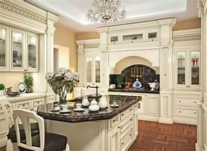 Classic Kitchen Design - Gooosen com