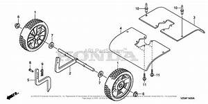 Honda Fg110 A Rototiller  Usa  Vin  Faaa
