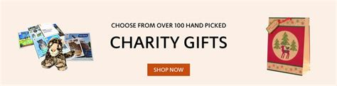 charity gifts uk adopt an animal christmas presents for charity
