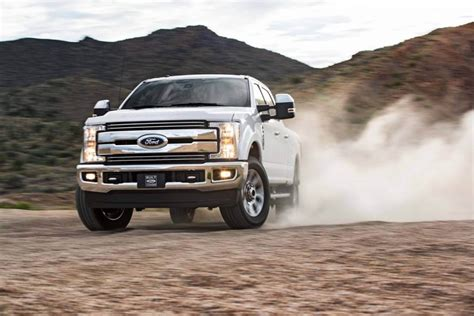 Ford Diesel Truck Mpg by 2018 Ford F250 Diesel Specs Mpg Price Best Truck